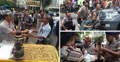 #HeyUnik  Jurnalis Asing Heran Lihat Rakyat Indonesia Tak Takut Teroris #Link #YangUnikEmangAsyik