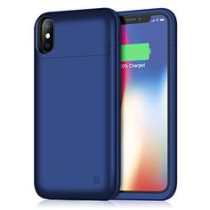 8 best iphone x (iphone 10) cases and covers images iphone 10iphone x battery case, gixvdcu ultra slim portable charging case for iphone x 10 (