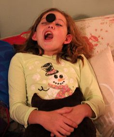 Game: Move an Oreo from your forehead to mouth by wiggling your face.