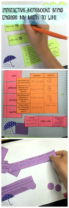 $5 5th Grade, Module 2 interactive notebook alligned to Engage New York. These notebooks use a variety of strategies to help your students practice the skills they are learning with Engage New York math.