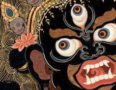 Mahakala, Tibetan Buddhist deity