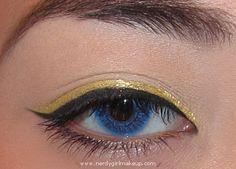 double eyeliner is back in style  Google Image Result for http://www.nerdygirlmakeup.com/wp-content/uploads/2010/07/DoubleEyelinerEOTD.jpg