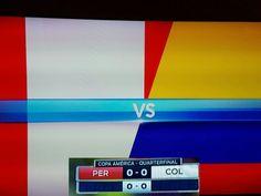 Copa America Quater final 06/17/16