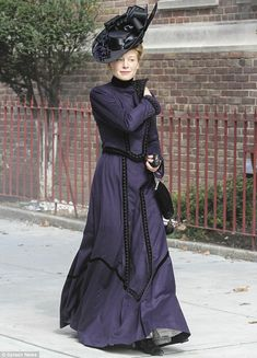 'The Knick' tv-show costumes