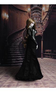 Glamor Eve Doll - Black Diva | White Emile | Dollmore.net