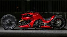 Valkyrie is a Bonkers Sci-Fi Concept Straight Out of Akira Concept Motorcycles, Suzuki Hayabusa, Bike News, Bike Design, Auto Design, Harley Bikes, Bobber Motorcycle, Kawasaki Ninja, Sport Bikes