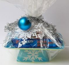 DIY Holiday gifts - this are dollar store plates and bowls made into a cake stand!  LOVE IT!! @Julie Forrest Haber Gendler