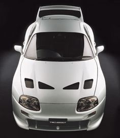 TRD3000GT Supra. Sleek, classic style and power.