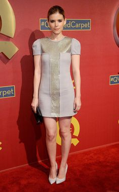 Kate Mara at QVC's Red Carpet Style Event