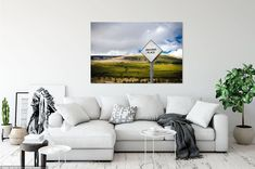 Isle Of Arran, Scottish Gifts, Forest Landscape, All Print, Landscape Photography, Love Seat, Wall Art, Digital, Artwork