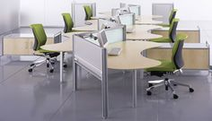 Interior designs and specifications: Office interiors