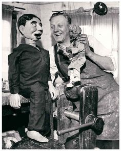 19 Creepy Vintage Ventriloquist Dummies Who Are Totally Getting Ready To Kill Their Owners