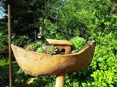 Töpfern für den Garten