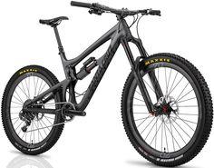 Santa Cruz Nomad Carbon 650B - Matt carbon/black MTB enduro bike bicycle santacruz