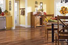 "Belle Meade 2.25"" - Oak Golden in Mohawk Flooring Hardwood"
