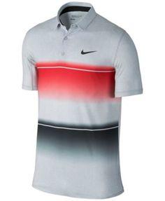 Nike Men s Mobility Stripe Dri-FIT Golf Polo Men - Polos - Macy s 6d7c89747bc0a
