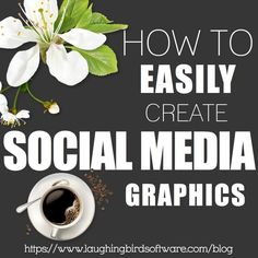 Learn to create different-sized images for Pinterest, Instagram, Facebook and other social media graphics