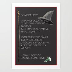 gandalf, movie, quote, lotr...