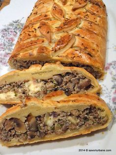 Romania Food, Cooking Time, Cooking Recipes, Good Food, Yummy Food, Halloween Food For Party, Recipes From Heaven, Diy Food, Food Inspiration