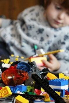 Library LEGOs Plano, Texas  #Kids #Events
