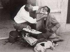 Barbero años 50
