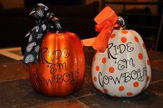 OSU pumpkins