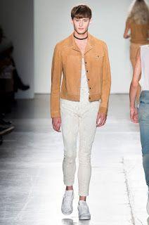 Male Fashion Trends: Frankie B. Hollywood Spring/Summer 2016 - New York Fashion Week #NYFW