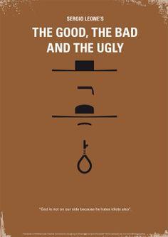 good1 48 Minimal Movie Poster Designs