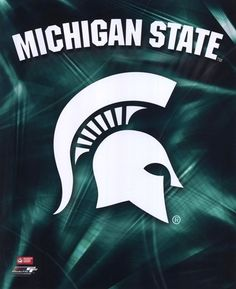 Michigan State my favorit football time love thim College Football Logos, Big Ten Football, Msu Football, Michigan State Football, Michigan State University, College Sport, Msu Spartans Basketball, Michigan Spartans, Detroit Michigan