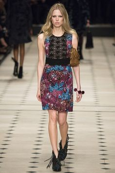 Burberry Prorsum Autumn/Winter 2015-16 Ready-To-Wear