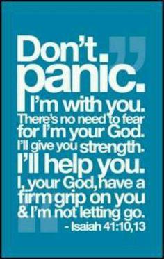 God will help!
