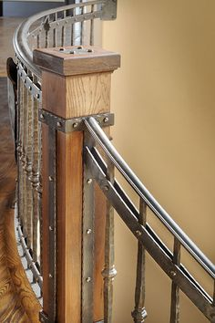Ironwork and Staircase Portfolios | The Heirloom Companies