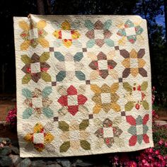 The Prairie Flowers Quilt
