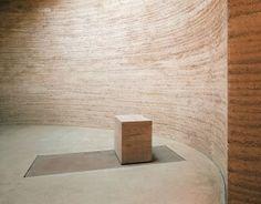 Kapelle der Versöhnung | Lehm Ton Erde, Martin Rauch, Vorarlberg