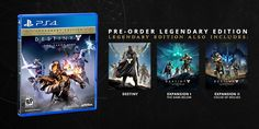Bungie, the video game developer of Destiny: The Taken King Legendary Edition has recently released the trailer for their new game. Read the updates here    http://www.thebitbag.com/destiny-the-taken-king-legendary-edition-release-date-and-price-new-shows-new-enemy-exciting-plot-and-more/115532