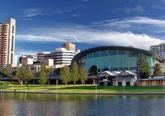 River Torrens, Adelaide.