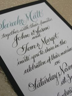 DIY Wedding Invitation Collection (Print at home)