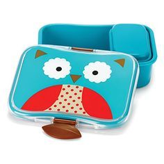 Kids' Lunch Bags - Skip Hop Baby Zoo Little Kid and Toddler Mealtime Lunch Kit Feeding Set Multi Otis Owl ** Be sure to check out this awesome product.