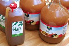 How to Make Hard Apple Cider --  Our guide to turning apple juice into booze.