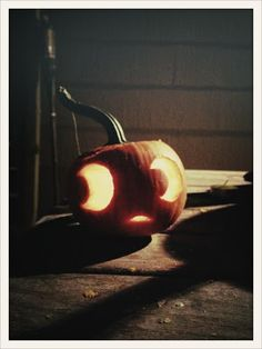 Super Punch: Adorable jack-o'-lantern