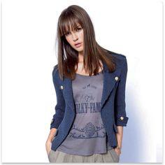 Tuto tricot phildar gratuit veste spencer 50% laine femme à télécharger (PDF)
