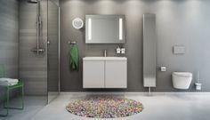 Med wedi I-Board er det nemt at få monteret et væghængt toilet. Se hvordan lige her!