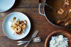 Granny Lee's Legendary, Five-Generation Seafood Gumbo on Food52