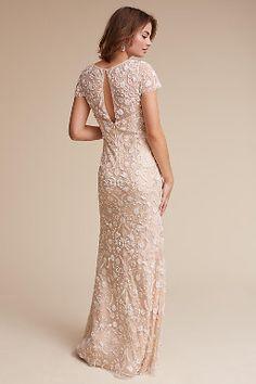 Essex Gown, BHLDN, $1200