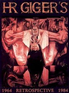 H. R. Giger's Retrospective: 1964-1984