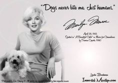 Quote Unquote | Immortal Marilyn