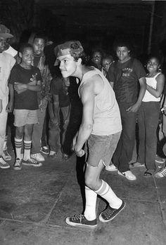 Ken Swift, Rock Steady Crew, early 80s