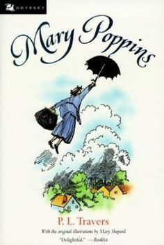 I am a fan of Mary Poppins so this is one book I would want in my classroom library. This book is great to read for fun because children will read about magic and grow an imagination from reading this book.