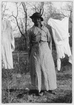 PORTRAITS OF EX-SLAVES, 1930S