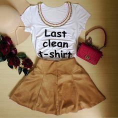 camiseta-last-clean-tshirt-bordada-pedrarias-saia-suede-moda-camurça-outono-inverno-comprar-hora-de-diva